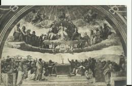 Roma - Cam. Di Raffaello - Disputa Del S.S. Sacramento - Peintures & Tableaux