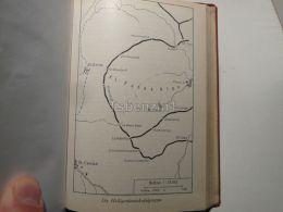 Cortina D'Ampezzo Ampezanner Dolomiten Heiligenkreuzkofelgruppe Italy Austria Map Mappa Karte 1928 - Carte Geographique