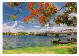 Viet-Nam---- HUE -- Pont  Trang   Traversant La Rivière Des Parfums - Vietnam