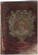 Illustrateur Trés Rare Unser Bismarck Style BD 150 Dessins 250 X 340 Signés Avec Nom Date Commentaire Rédigé En Gothique - 4. 1789-1914