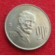 Mexico 20 Centavos 1975 Mexique Mexiko Messico UNCºº - Mexico