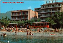 Puerto De Soller - & Tram - Espagne