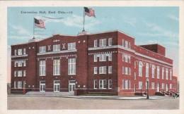 Oklahoma Enid Convention Hall 1948