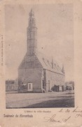 Souvenir De Hérenthals - L'Hôtel De Ville (façade) - 1903  Of 1904 ! - Nels Serie 72 N° 1 - Herentals
