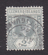 Leeward Islands, Scott #107, Used, George VI, Issued 1938 - Leeward  Islands