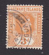 Leeward Islands, Scott #109, Used, George VI, Issued 1938 - Leeward  Islands