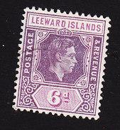 Leeward Islands, Scott #110, Used, George VI, Issued 1938 - Leeward  Islands