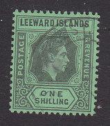 Leeward Islands, Scott #111, Used, George VI, Issued 1938 - Leeward  Islands