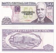 Cuba - 50 Pesos 2014 UNC Lemberg-Zp - Cuba