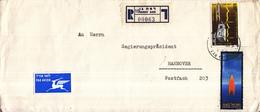 Israël - Recommandé/Registered Letter/Einschreiben - 10  Ramat Gan - 00063 - Israël