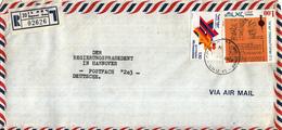 Israël - Recommandé/Registered Letter/Einschreiben - 20  Ramat Gan - 02626 - Israël