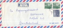 Israël - Recommandé/Registered Letter/Einschreiben - 3  Ramat Gan - 0502 - Israël
