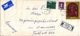 Israël - Recommandé/Registered Letter/Einschreiben -  Ramat Gan - 03603 - Israël