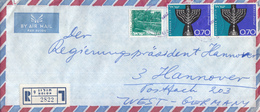 Israël - Recommandé/Registered Letter/Einschreiben -  9 Holon - 2822 - Israël