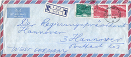 Israël - Recommandé/Registered Letter/Einschreiben -  6 Holon - 2851 - Israël
