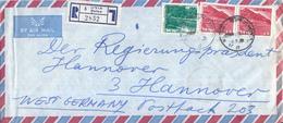 Israël - Recommandé/Registered Letter/Einschreiben -  6 Holon - 2852 - Israël