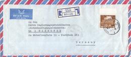 Israël - Recommandé/Registered Letter/Einschreiben -  Gedera - 09866 - Israël