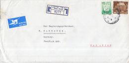 Israël - Recommandé/Registered Letter/Einschreiben - 9 Bene Beraq - 0277 - Israël