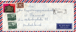 Israël - Recommandé/Registered Letter/Einschreiben - Bene Beraq - 08355 - Israël