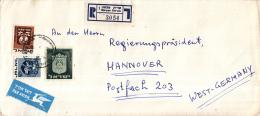 Israël - Recommandé/Registered Letter/Einschreiben - 1 Qiryat Tiv'on - 3054 - Israël