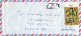 Israël - Recommandé/Registered Letter/Einschreiben - Akko - 01443 - Israël