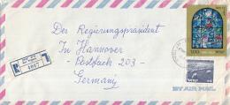 Israël - Recommandé/Registered Letter/Einschreiben - Bet Yizhaq - 4067 - Israël