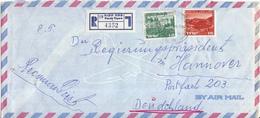 Israël - Recommandé/Registered Letter/Einschreiben - 19 Petah Tiqwa - 4352 - Israël