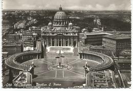 Citta Del Vaticano - Basilica S. Pietro.  (scan Verso) - Vatican