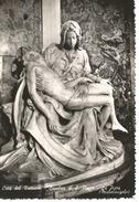 Citta Del Vaticano - Basilica S. Pietro - La Pieta (Michelangelo).  (scan Verso) - Vatican