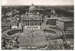 Citta Del Vaticano - Basilica San Pietro.  (scan Verso) - Vatican