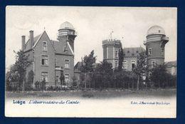 Liège. L'Observatoire Astronomique De Cointe. ( 1881- Arch. Lambert Noppius).  Ca 1900 - Liege
