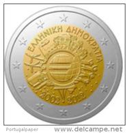 2 Euro Cc   Grécia        2012     ( TYE )        Unc - Grèce