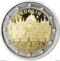 Italia -  2€ Veneza - Praça De São Marcos -  2017  UNC - Italie