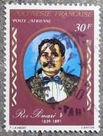 POLYNESIE - YT Aérien N°109 - Roi Pomaré V - 1976 - Oblitérés