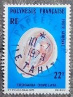 POLYNESIE - YT Aérien N°132 - Coquillage - 1978 - Oblitérés