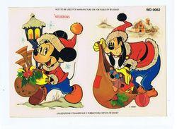 WALT DISNEY VINTAGE STICKERS - DONALD DUCK & Scrooge McDuck ART DECO-CALS 1970s - Autres Collections