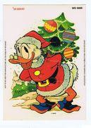 WALT DISNEY VINTAGE STICKERS - Scrooge McDuck - ART DECO-CALS - 1970s - Autres Collections