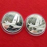 ERROR - Bahamas 2 X 2 $ 1995 OlYmpic + OlImpic - Bahamas