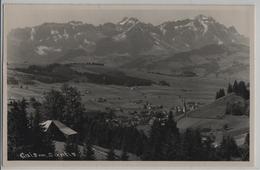 Gais Mit Säntis - AR Appenzell Rhodes-Extérieures