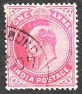India - Scott #79 Used (2) - India (...-1947)