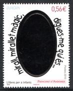 ANDORRA (FR) 2010 EUROPA/Children's Books: Single Stamp UM/MNH - Andorra Francesa