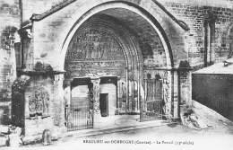 19 - BEAULIEU-sur-DORDOGNE - Le Portail (13e Siècle) - Ohne Zuordnung