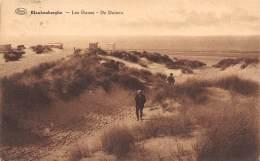 BLANKENBERGHE - Les Dunes - De Duinen - Blankenberge