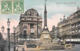 BRUXELLES - Place De Brouckère - Places, Squares
