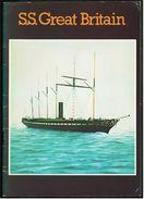 Broschüre / Heft : S.S. Great Britain  -  Cocept & Design  -  Von 1977 - Schiffe