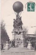 Guerre 1870-1871. Neuilly. Monument Des Aéronautes Au Siège De Paris. - Neuilly Sur Seine