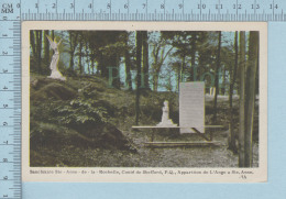 Ste-Anne-de-la-Rochelle Quebec Canada - Apparition De L'ange à Ste. Anne -  Cover 1965 - Altri