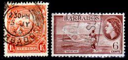 Barbados 1925, 1967, Scott #168, 240, Used - Barbados (1966-...)