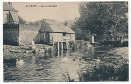 CPA - CANY (Seine Maritime) - Sur La Durdent - Cany Barville