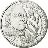 Autriche, 20 Euro, 2011, FDC, Argent, KM:3201 - Autriche
